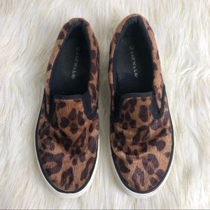 AIRWALK Sneakers Slip-On Leopard Print Comfortable